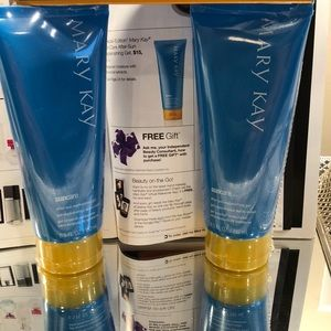 NEW Marykay suncare. After-sun replenishing gel.